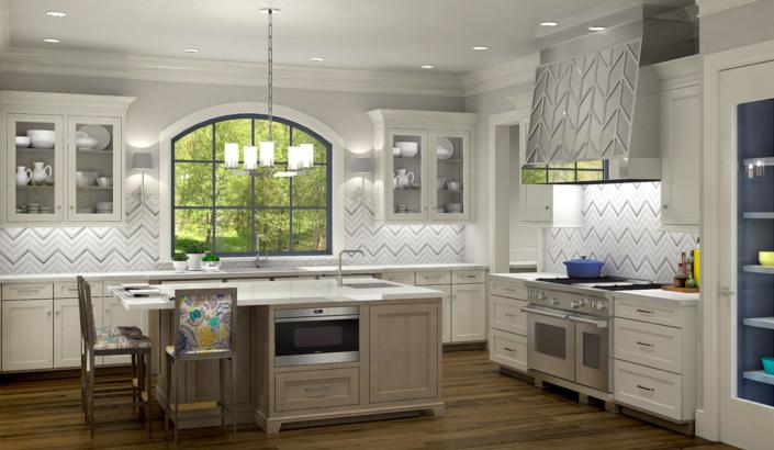 Pictures Of Small Kitchen Design Ideas From Hgtv: Lobkovich Kitchen Designs
